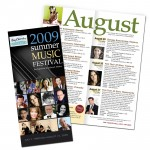 Bay Chamber Concerts Summer Music Festival Events