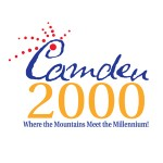 Camden 2000 Celebration Logo
