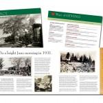 Camden Library Conservation Brochure