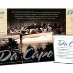 DaCapo Benefit Concert Brochure