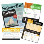 Maritime Life and Traditions Magazine Subscriptions