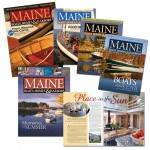 Maine Boats, Homes & Harbors Magazines