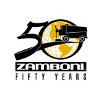 Zamboni 50th Anniversay Logo