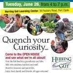 Herring Gut Open House Email Blast