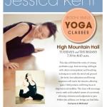 Yoga enrollment emal blast